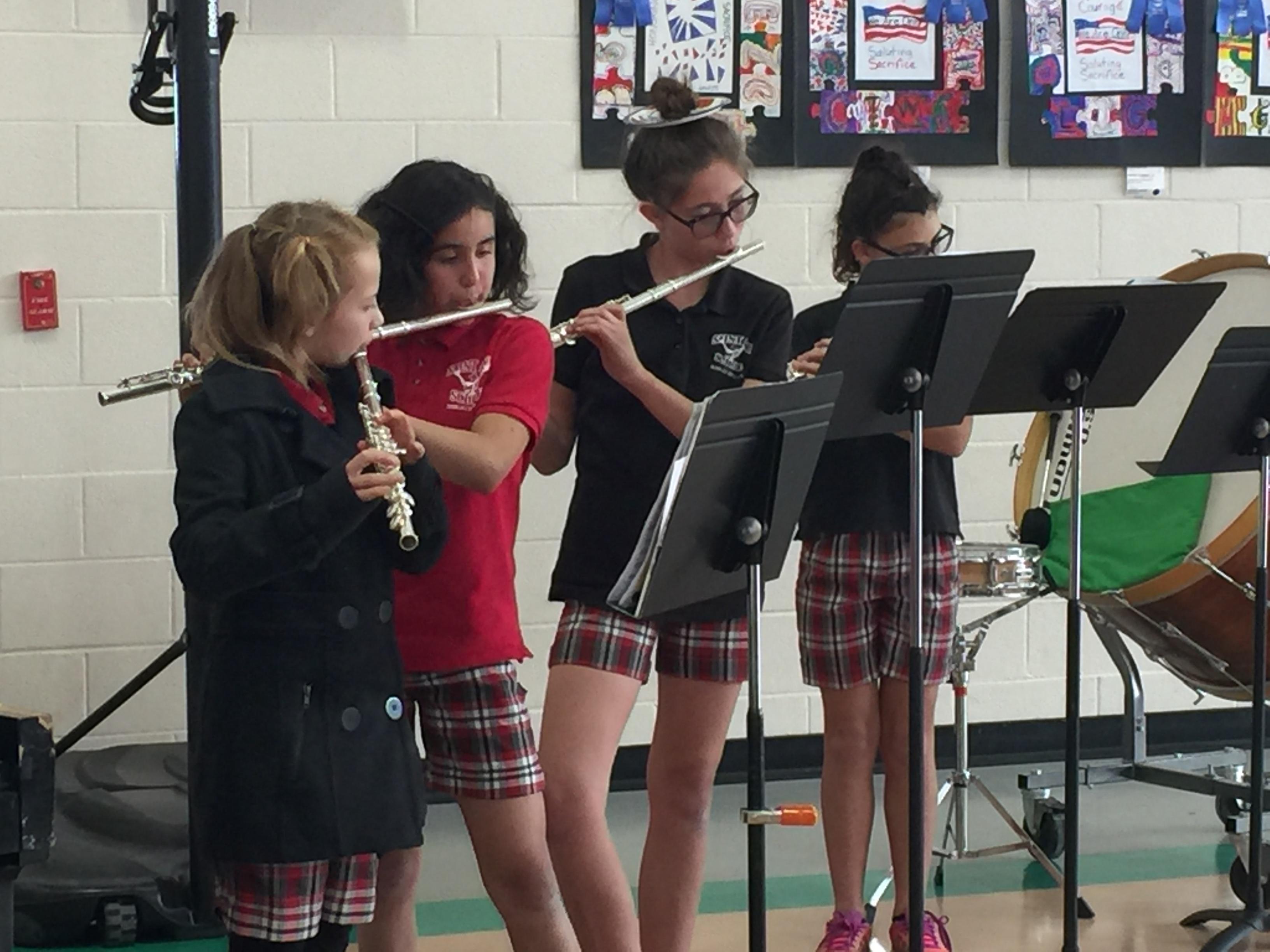 Tues-CrazyHair-Talent-Flutes