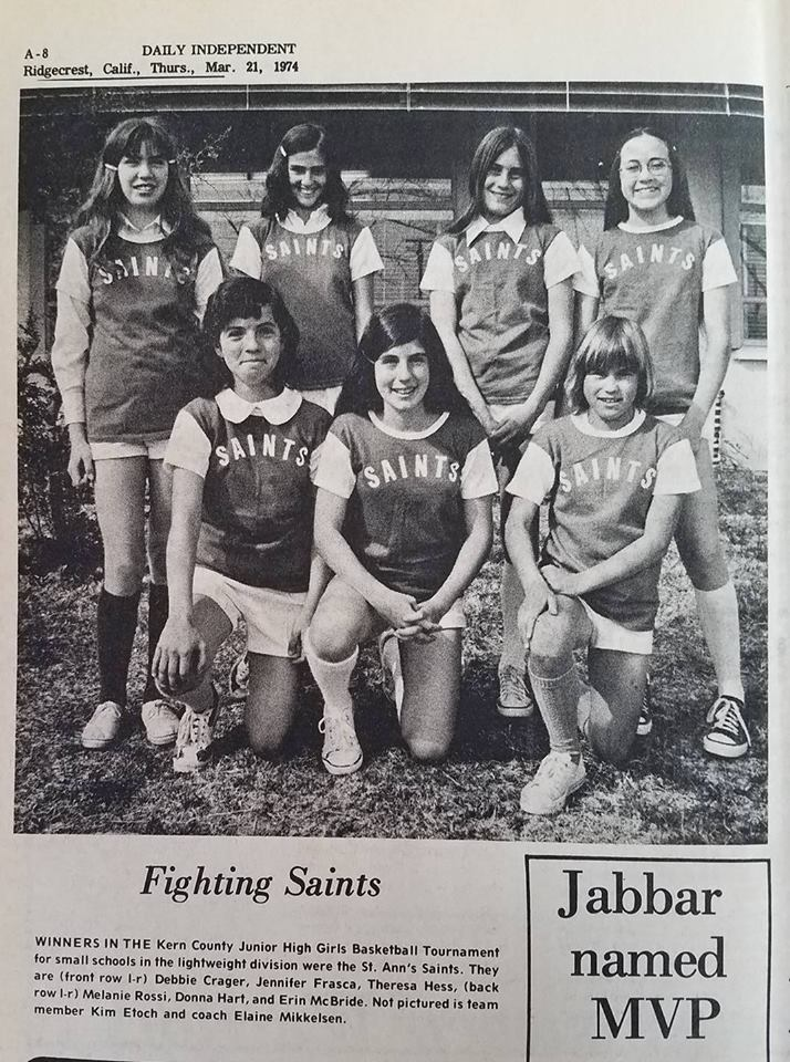 History-Fighting Saints